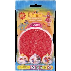Hama Midi nr. 35 Neon Rød