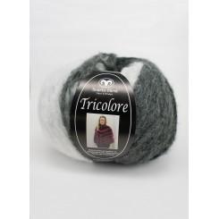 Tricolore 02 Sort/Hvid Multi