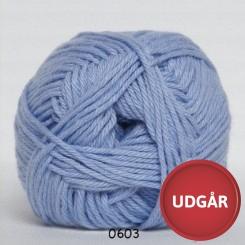 Blend  603 Lys Blå