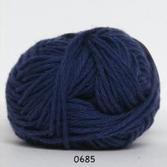 Blend  685 Mørk Blå
