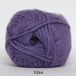 Blend 5244 Mørk Lilla
