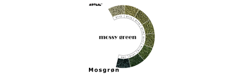 Midi-S Mossy Green Scale