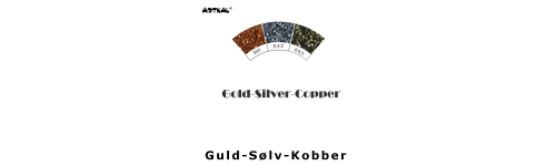 Midi-S Gold Silver Copper Scale