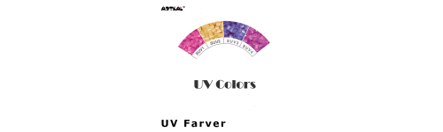Midi-S UV Colors Scale