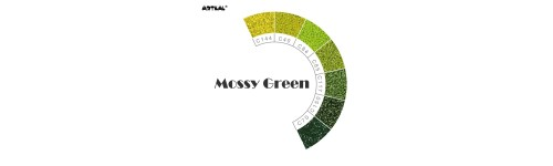 Mini-C Mossy Green Scale