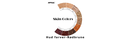 Midi-S Skin Color Scale