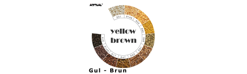 Midi-S Yellow - Brown Scale