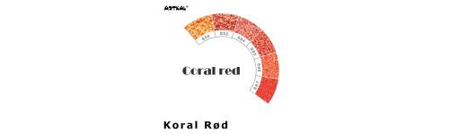 Midi-S Coral red Scale