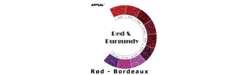 Midi-S Red & Burgundy Scale