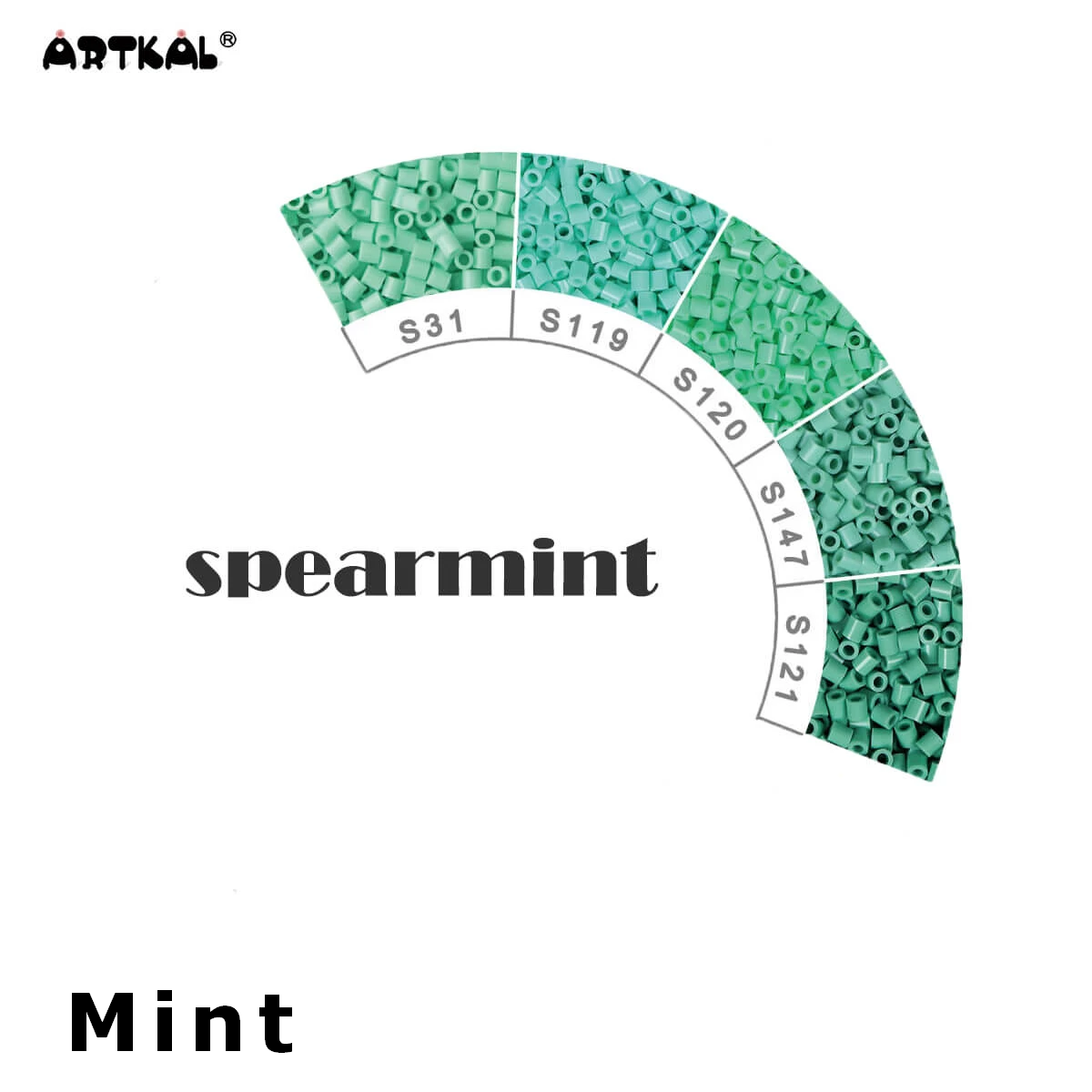 Artkal Midi-S Wheel Spearmint