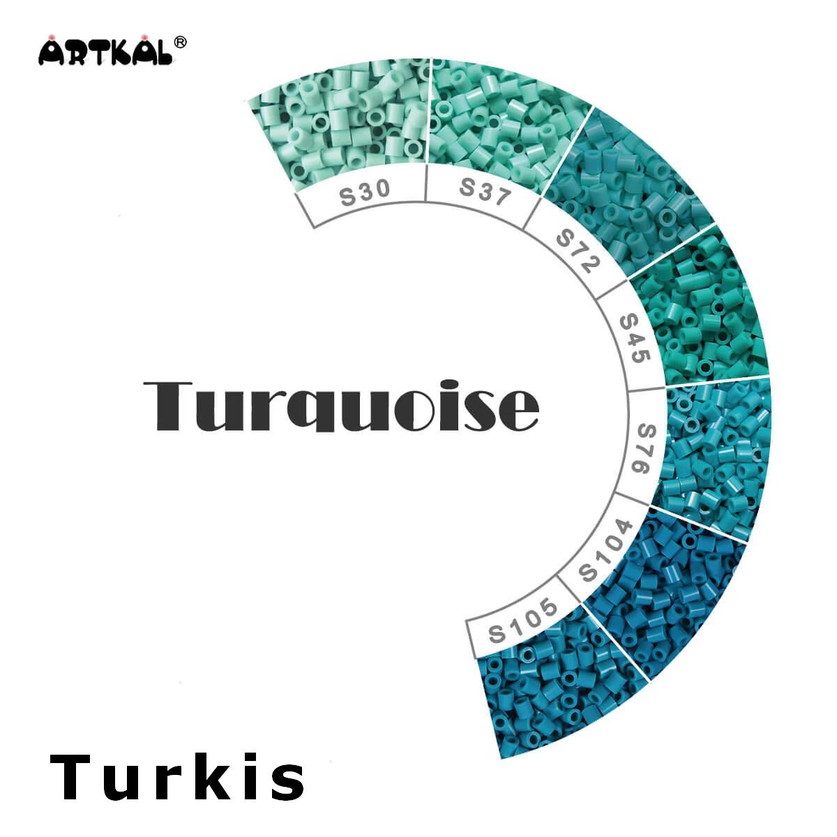 Artkal Midi-S Wheel Turquoise