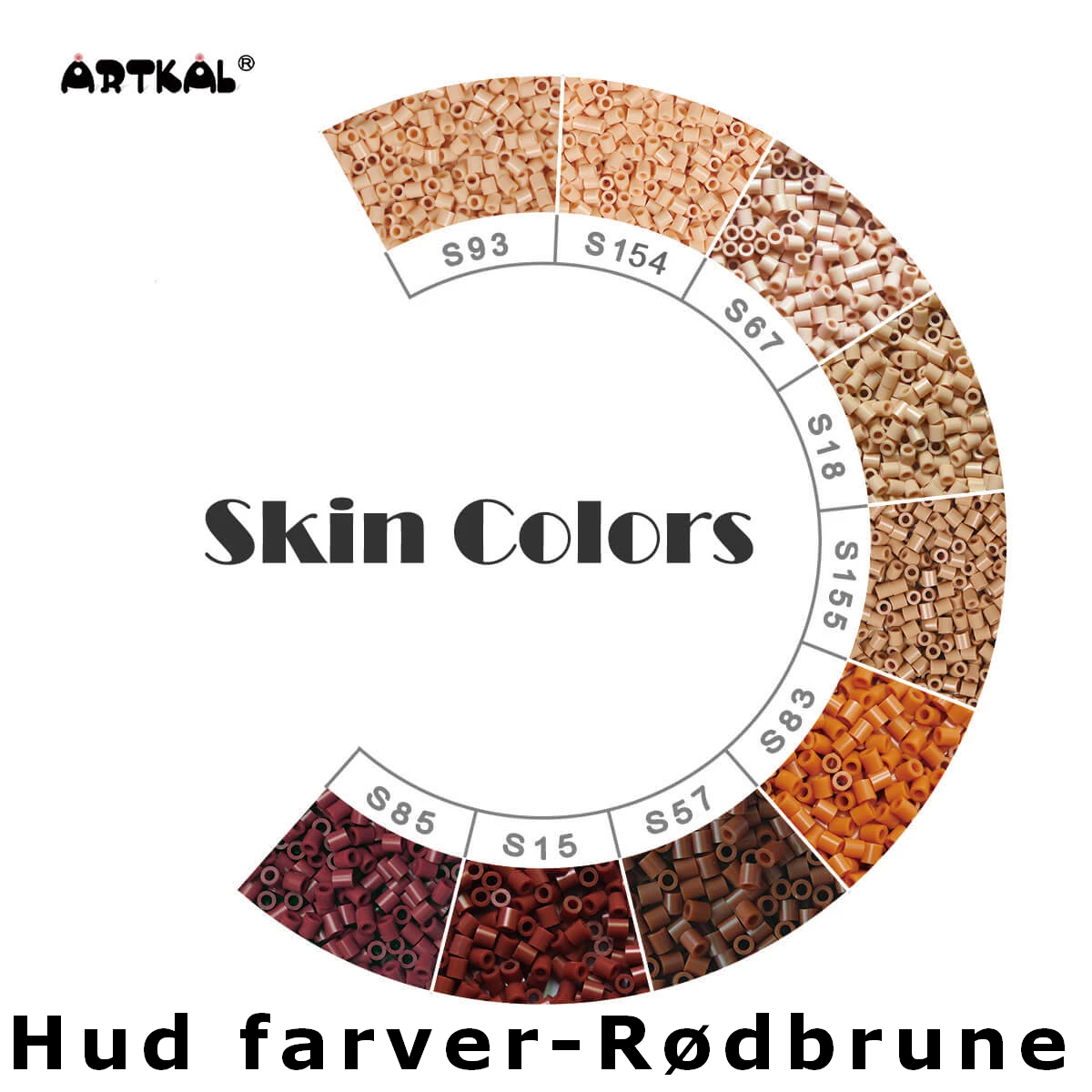 Artkal Midi-S Wheel Skin Color