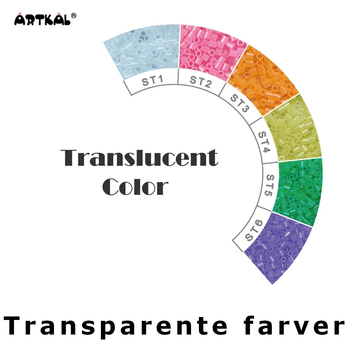 Artkal Midi_s Wheel Translucent