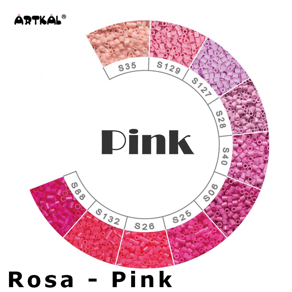 Artkal Midi-S Wheel Pink