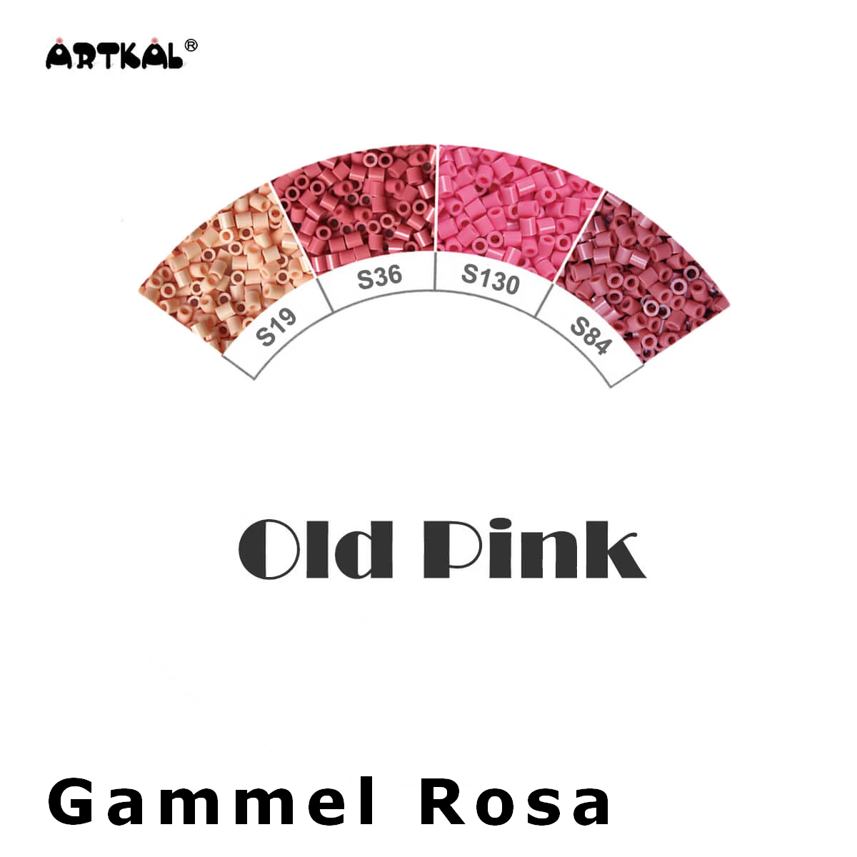 Artkal Midi-S Wheel Old Pink