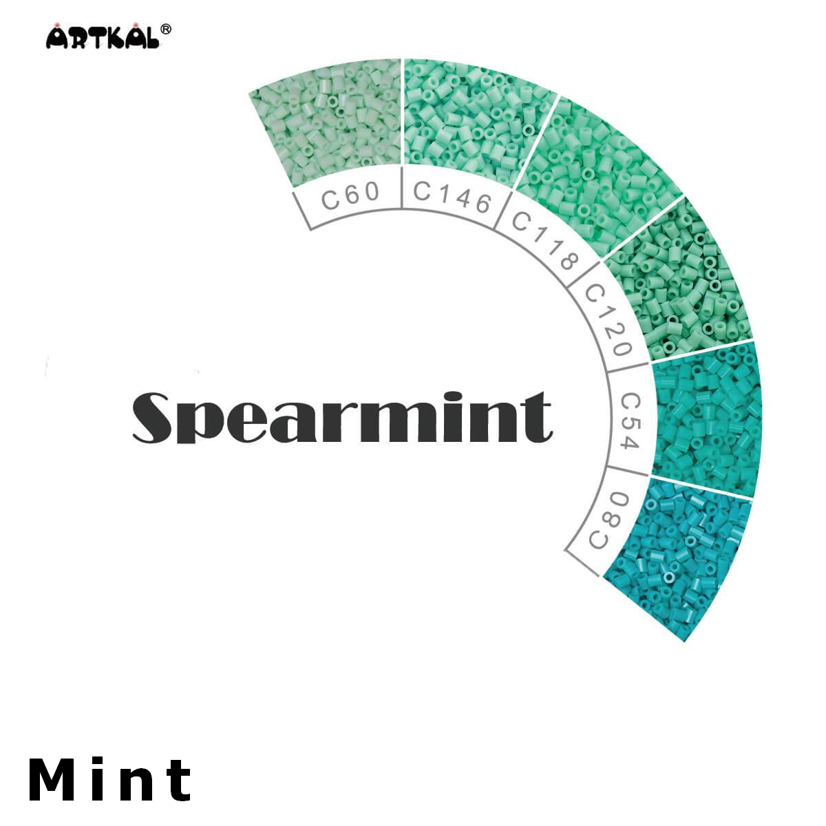 Artkal Wheel Spearmint