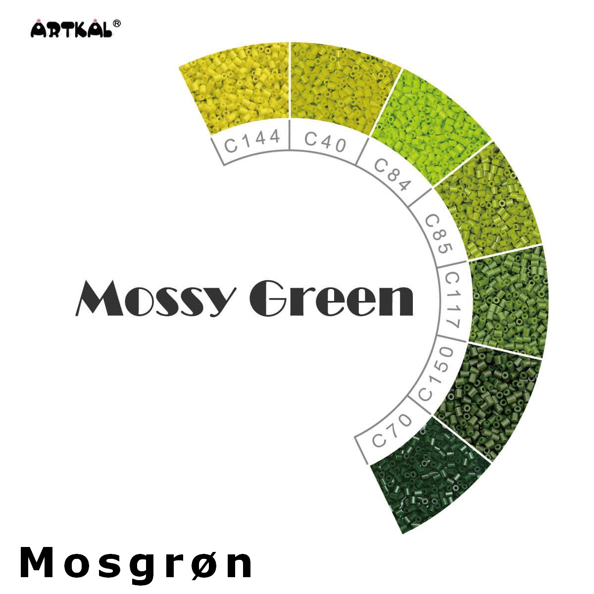 Artkal Wheel Mossy Green