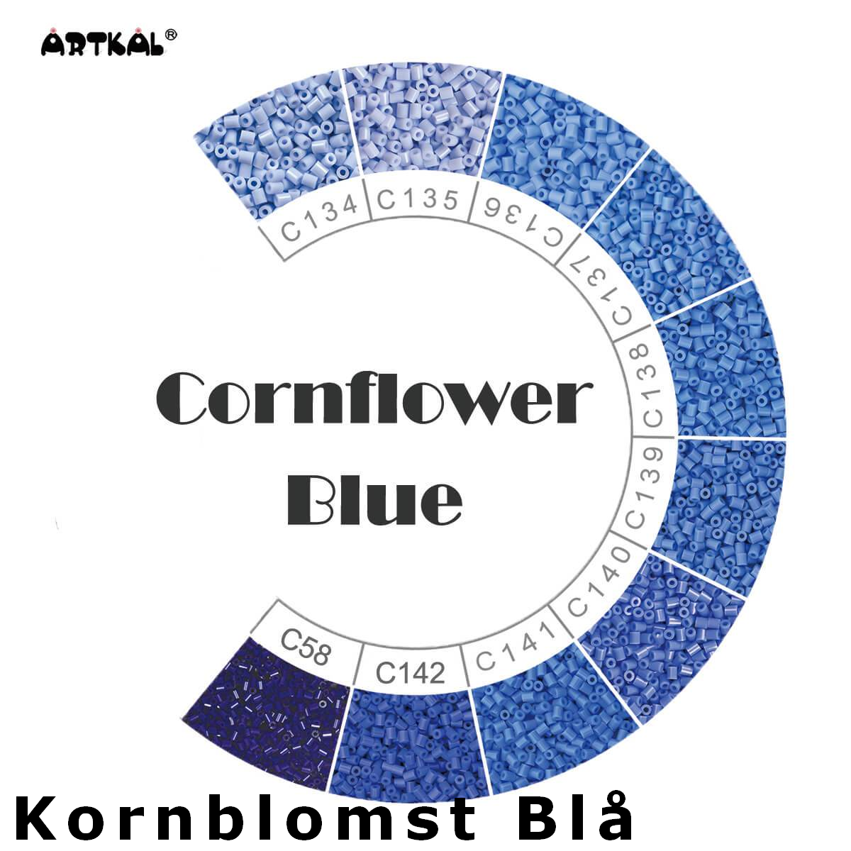 Artkal Wheel Cornflower blue