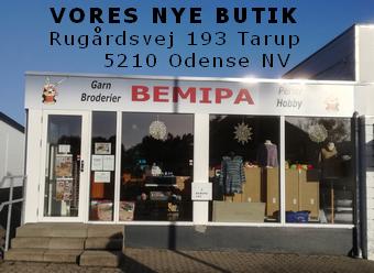 Billed ny butik  Rugårdsvej  193 5210 Odense MV